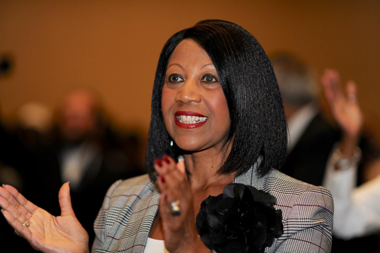 Trailblazer: Lt. Governor Sheila Oliver - New Jersey Globe